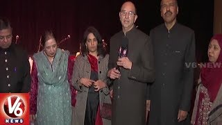 Hyderabadi Cultural Association Of Greater New York Organises Qawwali Night  USA NRI News