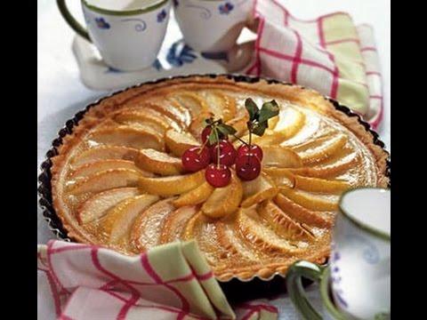 Очень вкусный карамельный пирог с яблоками! Здесь!