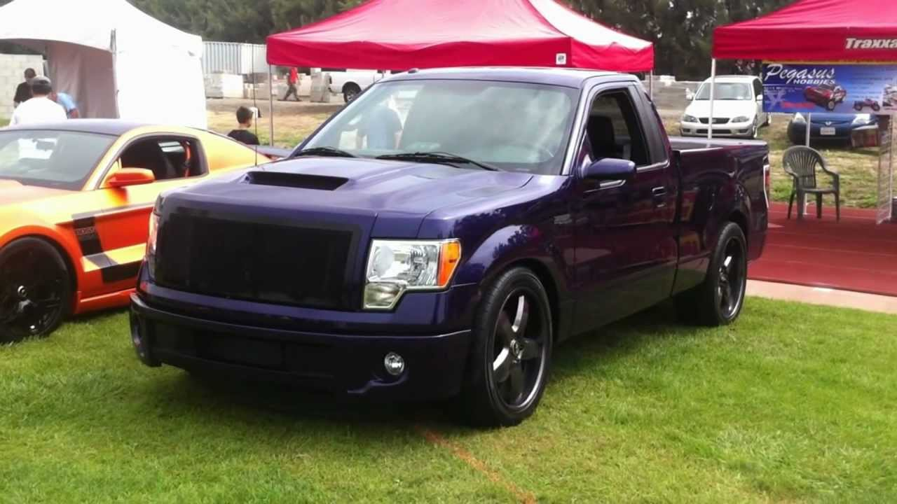 F150 Custom Parts >> 2012 Ford F-150 Thunder By Galpin Auto Sports - YouTube