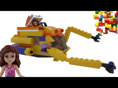 Lego Friends Explorers Submarine by Lego Toys.