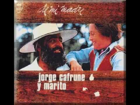 Jorge Cafrune y Marito -El Niño y el Canario