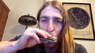 12th POSITION MADE EASY (BLUES HARMONICA LESSON)