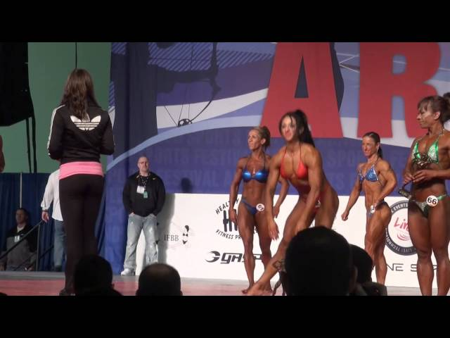 2013 Arnold Amateur Finals Awards Women's Bodybuilding Lightweight