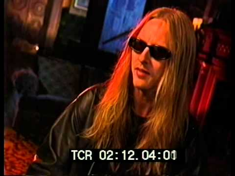 Jerry Cantrell - The Lost Interview Uncut Part 3 of 3