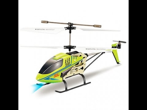 Syma S8 Celerity 3 Channel Remote Control Helicopter