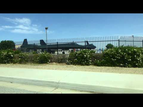 Air force test facility