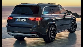 2020 Mercedes-Benz GLS – The ultimate luxury full-size SUV
