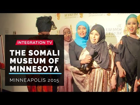 Celebrating Somali Museum of Minnesota's Annual Event
