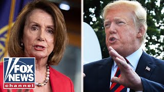Pelosi urges Trump's family to stage an 'intervention'