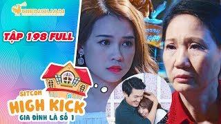 Gia đình là số 1 sitcom | tập 198 full: Kim Chi âm thầm giúp Đức Phúc thuyết phục mẹ Diệu Hiền
