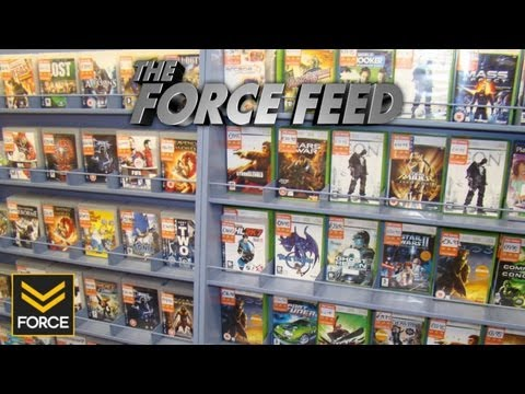 The Force Feed - Used Games Will Kill The Game Industry (March 29th 2012)