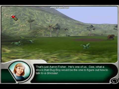 Jurassic Park Dinosaur Battles Part 3