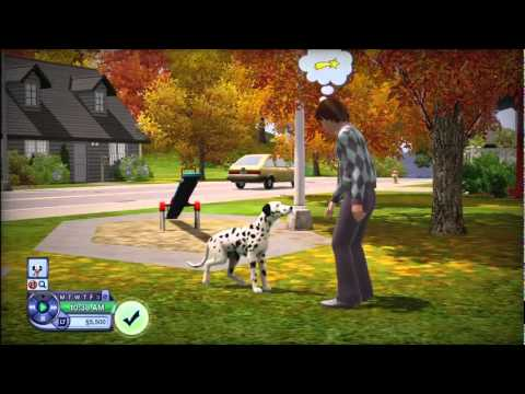The Sims 3 Animali & Co. Trailer Versione Console HD