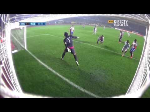 Gol de Sergio Aguero