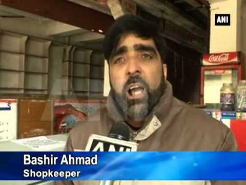 Normalcy returns in Kashmir after four days of shutdown