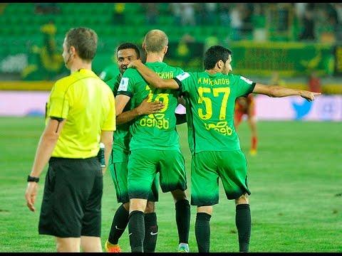 «Анжи» 1 – 0 «Арсенал»