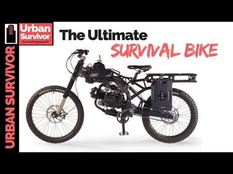 The Ultimate Survival Bike and a Budget Friendly Alternative