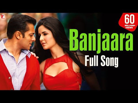 Banjaara - Full Song - Ek Tha Tiger - Salman Khan | Katrina Kaif video
