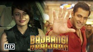 Aishwarya Rai Watches Salman's Bajrangi Bhaijaan ?