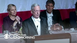 "Mattis hits back at Trump: ""I guess I'm the Meryl Streep of generals"""