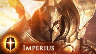 """Imperius"" - Original SpeedPainting by TAMPLIER 2013"