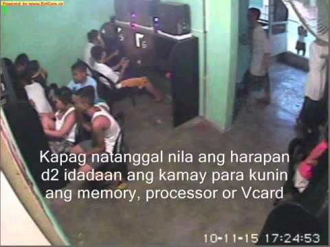 Computer Shop Scandal (Tirador ng PC Parts sa CAA)
