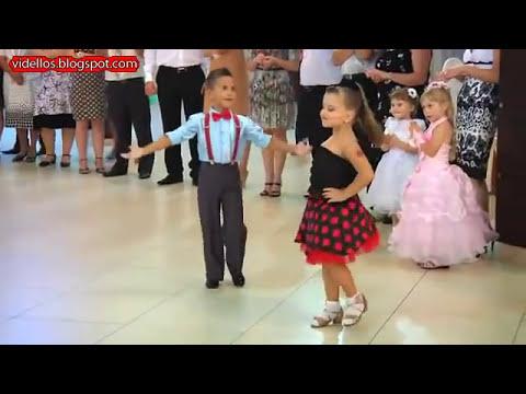 Niños Super Bailarines 2011