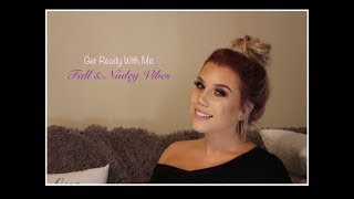 Get Ready With Me! Fall Vibes!