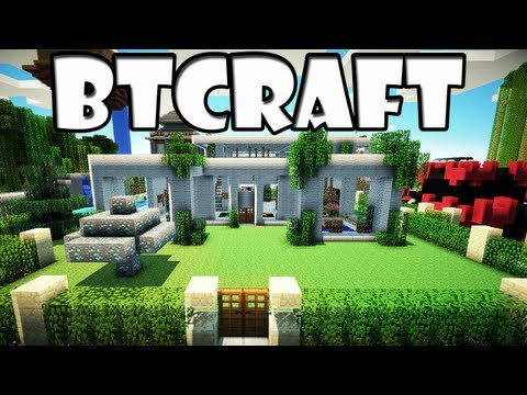 O Epico BtCraft XD - Mapa para baixar =)
