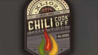 Download Lagu XL102 Chili Cook Off 2014 Gratis STAFABAND