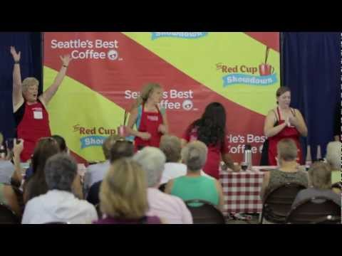 Seattle s Best Coffee Red Cup Showdown: Iowa State Fair