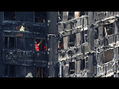 London condo fire death toll now at 58