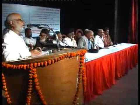 Jadiwat Ka Ant Hindi Kithab Part1 M.Gulam Mohamed speech in UP Lucknow