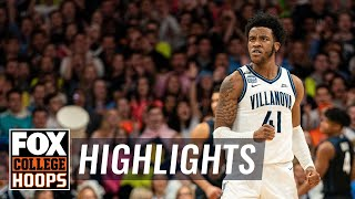 Villanova hands Butler its third straight loss in dominant fashion | FOX COLLEGE HOOPS HIGHLIGHTS
