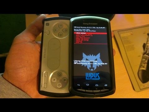 Xperia Play ROOT+INSTALL ICREAM SANDWICH 4.0.4 TUTORIAL(R800i)