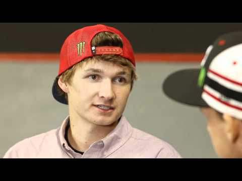 "Street League 2012: ""Street League Firsts"" Interview with Shane O'Neill presented by Chevy Sonic"