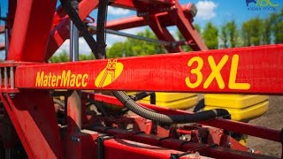 "THIRTEEN™ ""MaterMacc MS 8100 8x2x70 Twin Row"""