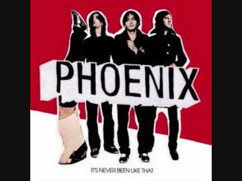 Phoenix - Courtesy Laughs