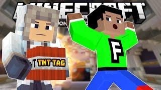 BROKENLENS SERVER MCPE!!! - TNT Tag, BowSpleef & MORE - Minecraft PE (Pocket Edition)