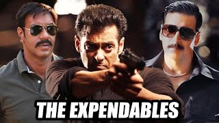 The Expendables Remake In Bollywood | Salman, Akshay, Ajay To Team Up