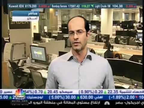 Ashraf Laidi on CNBCArabia's Al-Hasila Talking Euro Joblessness - Apr 3, 20121 Chart