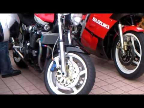 04 Suzuki GSX1300R HAYABUSA GSX750R 改1100 YAMAHA XJR1300 Video