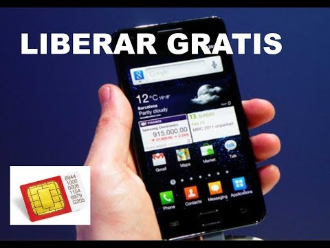 Liberar Galaxy S2 Gratis   TUTORIAL   NO SIM LOCK