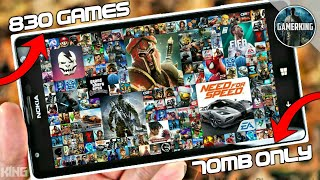 [70MB] Download 830 Games For Android | Best Android Highly Compressed Games 2018 | Nintendo Games