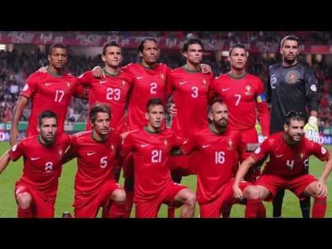 Musica de apoio a Seleção Portuguesa - Mundial 2014 Brasil