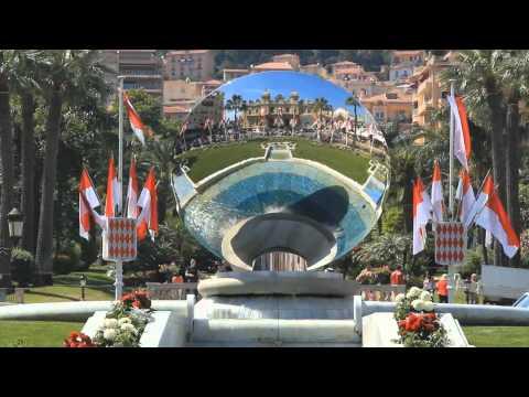 Cote d'Azur - Antibes, Cannes, Monaco, Nizza, St. Tropez - Urlaubsvideo