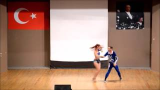 D&S DANS AKADEMİ ON2 CUPLE SALSA SHOW