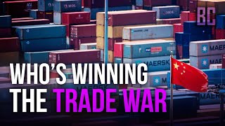 Here's Who's Really Winning the Trade War