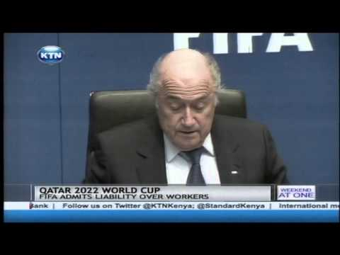 FIFA takes responsibility over welfare of migrant workers for 2022 world cup in Qatar