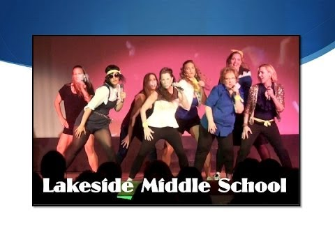 Lakeside Middle School 2014 Air Band